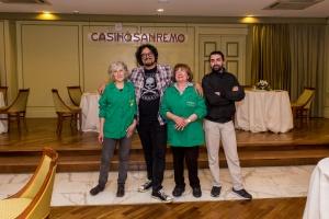 Con lo Chef Alessandro Borghese