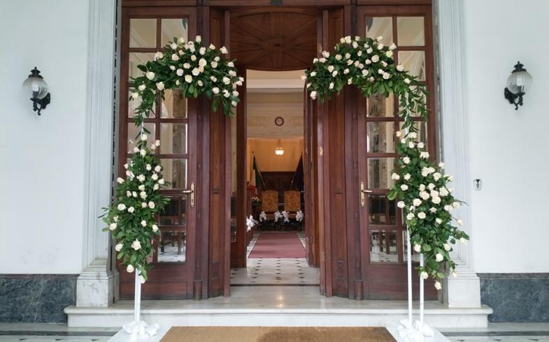Siete alla ricerca dei fiori per il vostro matrimonio?